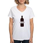 L'chaim Women's V-Neck T-Shirt