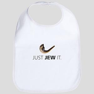Just Jew It Bib