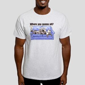 NMtlMrl Where RU Light T-Shirt