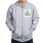 If I was a Rich Man... Zip Hoodie