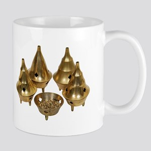 Incense burners Mug