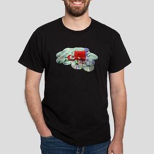 Info by mail Dark T-Shirt