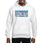 Brainerd License Plate Hooded Sweatshirt