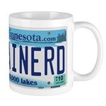 Brainerd License Plate Mug