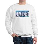 Brainerd License Plate Sweatshirt