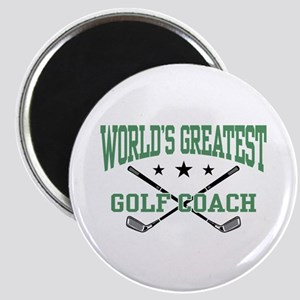 World's Greatest Golf Coach Magnet