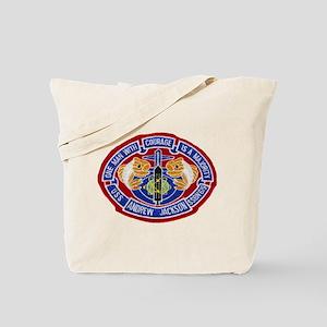 USS ANDREW JACKSON Tote Bag