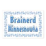 Brainerd Minnesnowta Postcards (Package of 8)