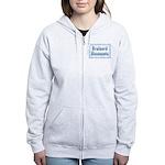 Brainerd Minnesnowta Women's Zip Hoodie
