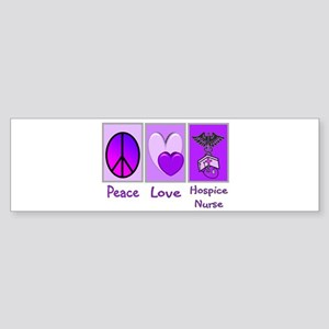 Nurse Gifts XX Bumper Sticker