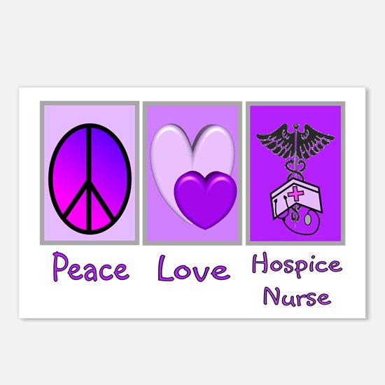 Nurse Gifts XX Postcards (Package of 8)