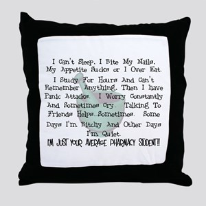 Medical Throw Pillow