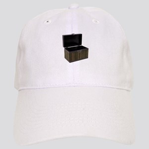 Open velvet trunk Cap