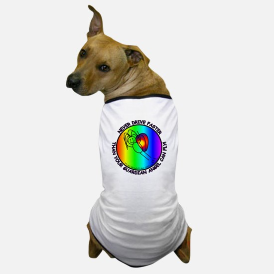 Angels Protection Dog T-Shirt