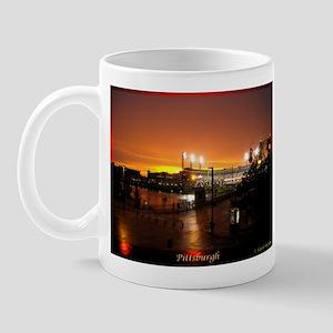 Pittsburgh Sunset Mug