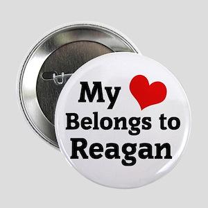 My Heart: Reagan Button