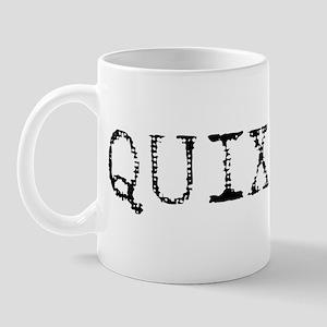 QUIXOTIC Mug