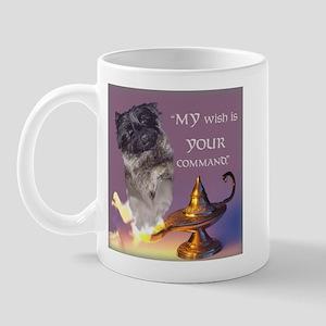 """Cairn Terrier """"Genie"""" Mug"""