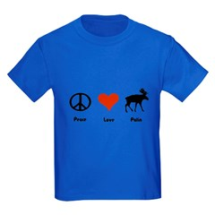 Peace Love Palin T