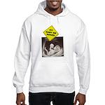 Fit baby - dumbell Hooded Sweatshirt