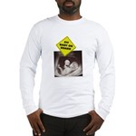 Fit baby - dumbell Long Sleeve T-Shirt