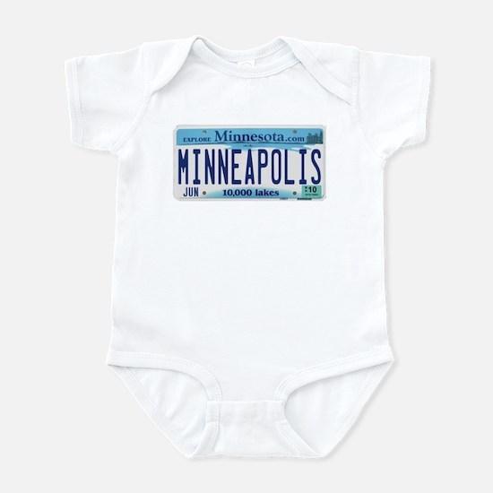 Minneapolis License Infant Bodysuit