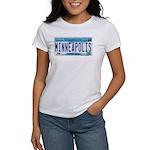 Minneapolis License Women's T-Shirt