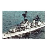 USS ARNOLD J. ISBELL Postcards (Package of 8)