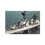USS ARNOLD J. ISBELL Rectangle Magnet