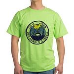 USS ARNOLD J. ISBELL Green T-Shirt