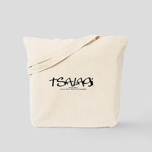 Tsalagi Tag Tote Bag