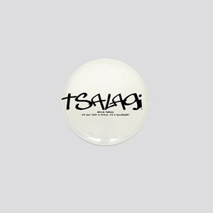 Tsalagi Tag Mini Button