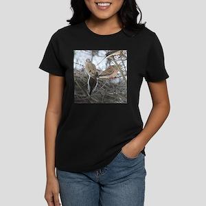 Mourning Doves Women's Dark T-Shirt