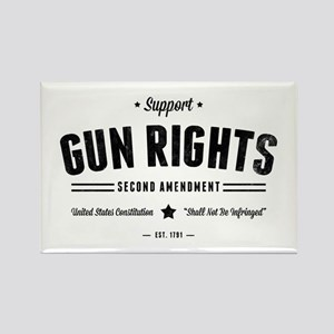 Support Gun Rights Magnets