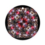 Celestial Crystal Ornament (Round)