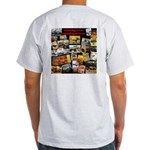 Dune Buggy Archives Ash Grey T-Shirt