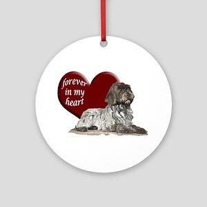 WPG heart Ornament (Round)