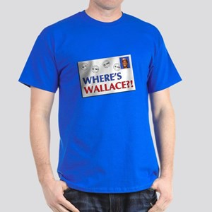 Where's Wallace?! T-Shirt (Royal)