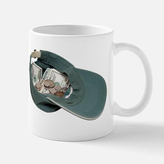 Pan handling Mug