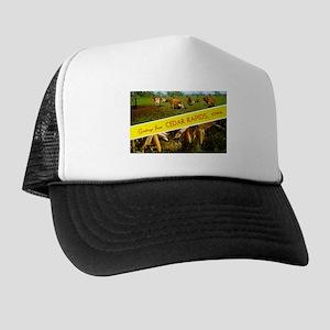 Greetings from Cedar Rapids Trucker Hat