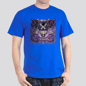 Twilight Royal Media Mix Crest Dark T-Shirt