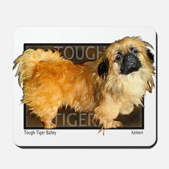 "Pekingese ""Tough Tiger Bailey"" my first dog... Mou"