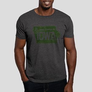 Iowa Boring Dark T-Shirt