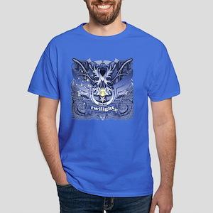 Twilight Royal Media Cobalt Dark T-Shirt