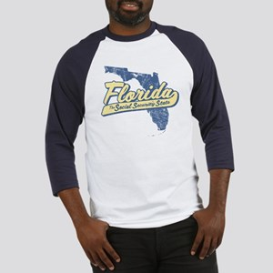 Florida Social Security State Baseball Jersey