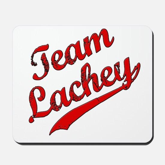 TEAM LACHEY Mousepad