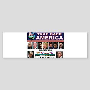 PIECE Bumper Sticker