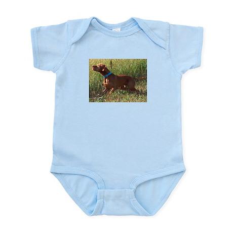 Field Vizsla Infant Creeper