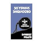 Sisyphus Shrugged Sticker