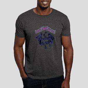 Video Games Fantasy Dark T-Shirt